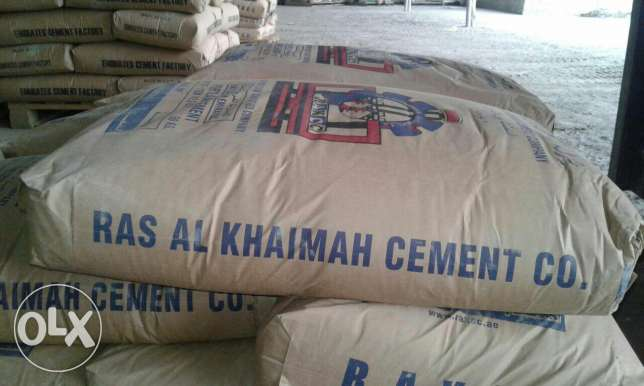 Cement for sale بهلاء -  2