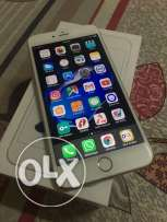 Applle iPhone 6s plus 64gb gold with Apple warranty