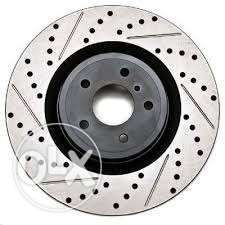 Rotor disc and control arm for sale نزوى -  2