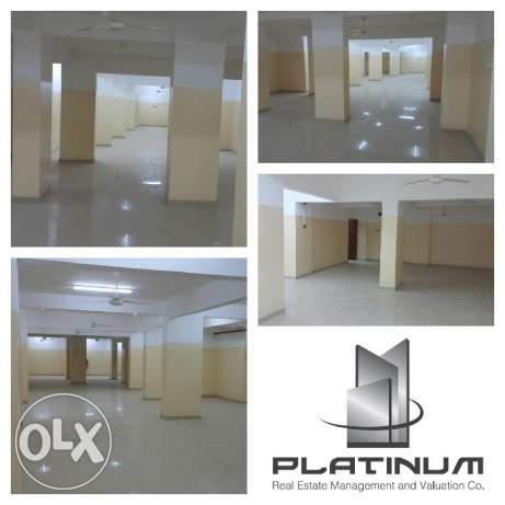 Seeb Space NEW Commercial FOR RENT 400SQM near Shell Petrol pp55