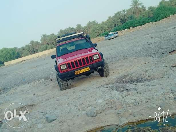 Jeep Khaliji limited السيب -  1