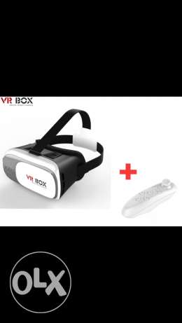 3D VR BOX and REMOTE control