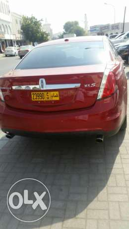 Lincoln M K S sunroof 2 السيب -  3