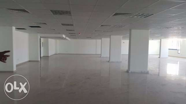 Luxury Office Space for Rent in Qurum opposite City Centre