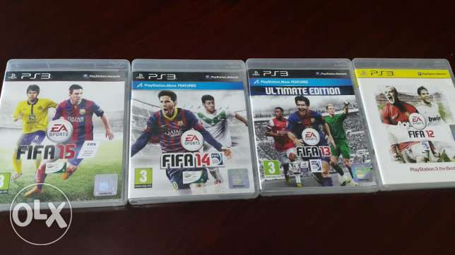FIFA Collection For PS3