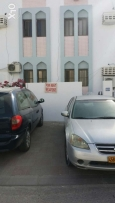 2bhk for rent at khuwair 17/1 including water and elec