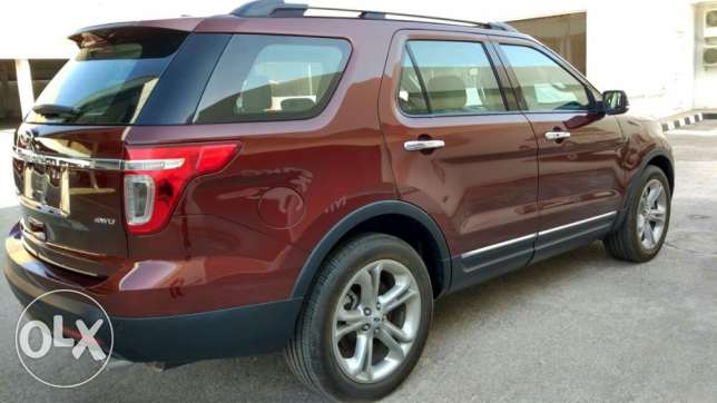 Ford Explorer Limited 2015 Model For Sale مسقط -  4