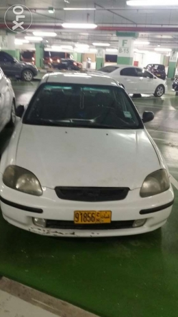 Honda civic 1997 For Sale مسقط -  4