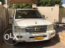 Toyota Land Cruiser 4.7L V8 VXR Model 2006