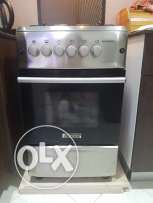 Daewoo Gas Oven with electric ignition