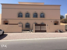 New Villas in Al Qurm for Rent