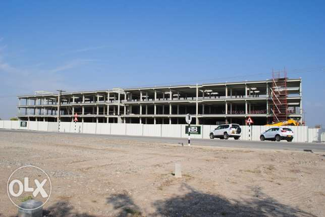 Barka - Logistics Complex - For Rent
