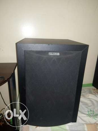Active subwoofer for sale ...