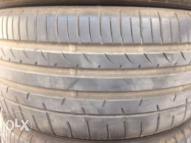 Dunlop Tires with new design for sale