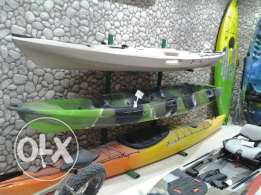 New kayak boats for sales and outdoor sport