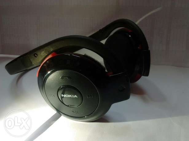 Nokia Bluetooth stereo Headset(BH-503) السيب -  4