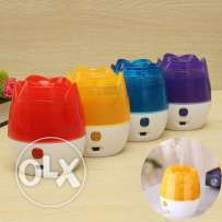 flower designed humidifier