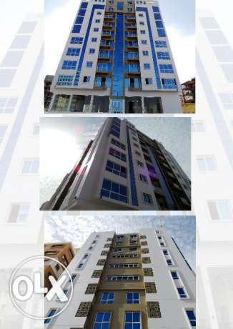 2BHK with balcony flats for rent in Ghala (nearby Al Maha Petrol) مسقط -  1
