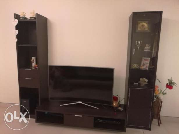 TV trolley in excellent condition