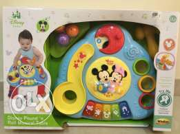 Disney Pound 'n Roll Musical table - NEW