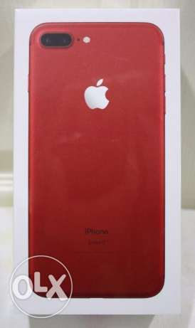 IPhone 7 Plus 128gb GB Red