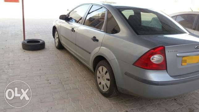 Ford Focus 2006 Expat owned New tyres new battery 1year mulkiya