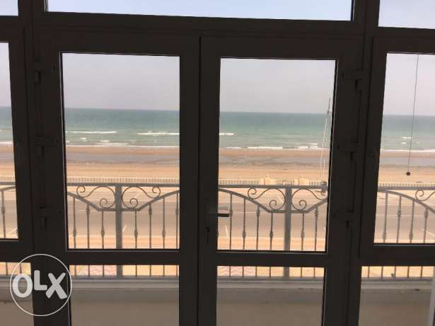 new villa for rent in l heil north on the sea for 1000 RO السيب -  7