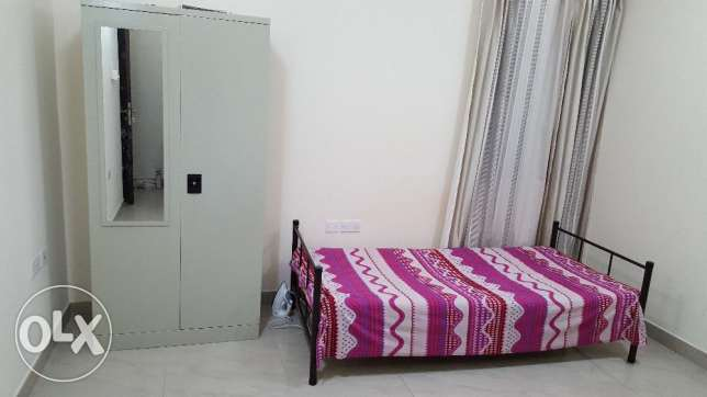 Looking for an Indian for BED SPACE in a Fully Furnished Room in Ghala