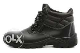 Industrial safety shoes and coverall for sale