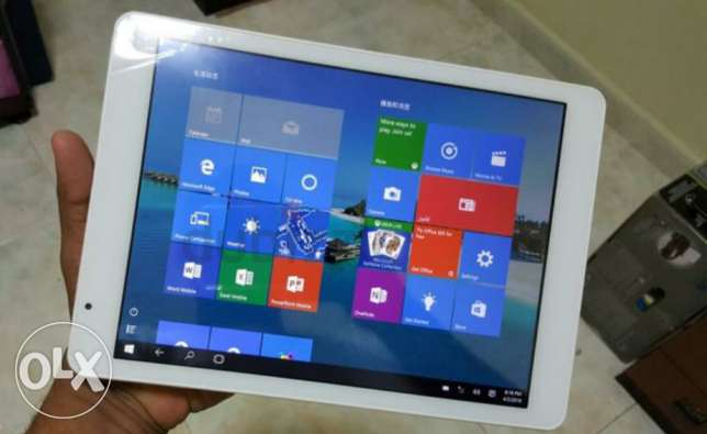 Tablet dual windows 10 + Android 5.2 السيب -  2