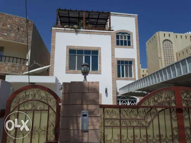 2BHK Apartment G/F FOR RENT in Al Khuwair opp. Turkish House pp105