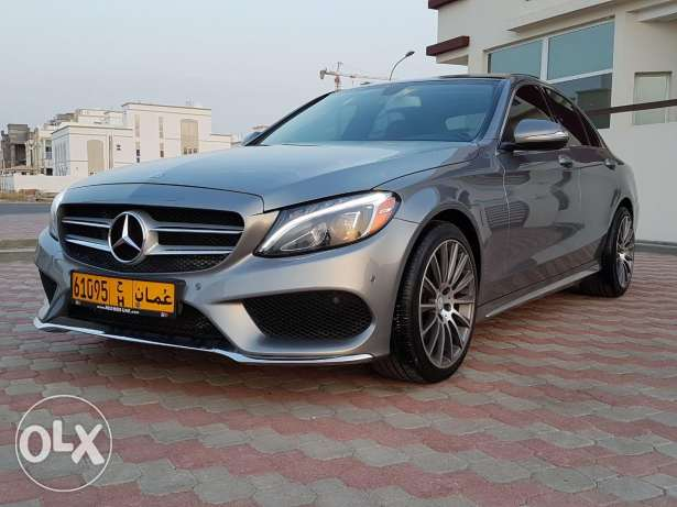 Mercedes C 300 Model 2015 Panoramic