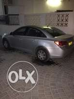 Chevrolet Cruz 2012 in a very good condition