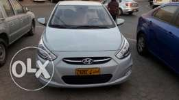 Hyundai accent 1.6 in good condition at wadi kabir