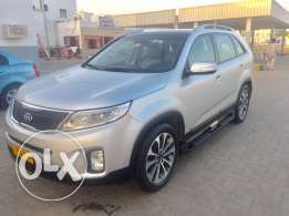Kia Sorento 3.5 Ex with Panoramic Sun roof