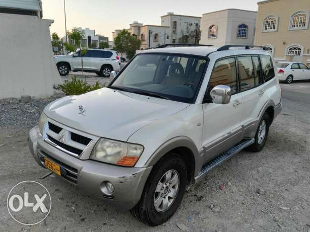Pajero 2005 full automatic for sale only