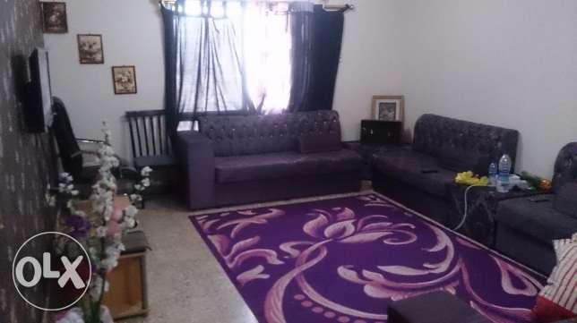 Sharing furnitured Single bed room with separate bathroom مسقط -  1
