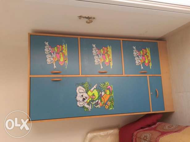 A Cubboard for children . صحار -  3