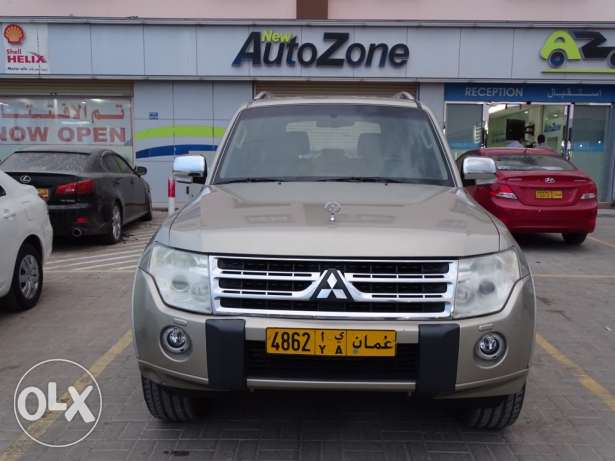 Pajero 2011 for sale