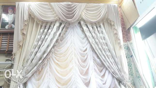 Brand new curtains
