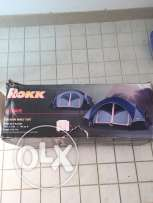 Rokk 8 person camping tent