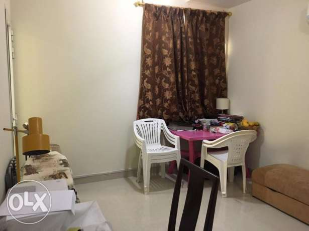 Full furnished spacious room for Indian Lady in Ruwi Darsait مسقط -  2