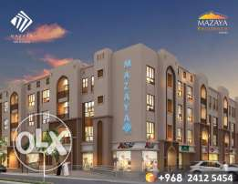 One Bedroom Apartment for Sale in Mawaleh South at Mazaya Residence