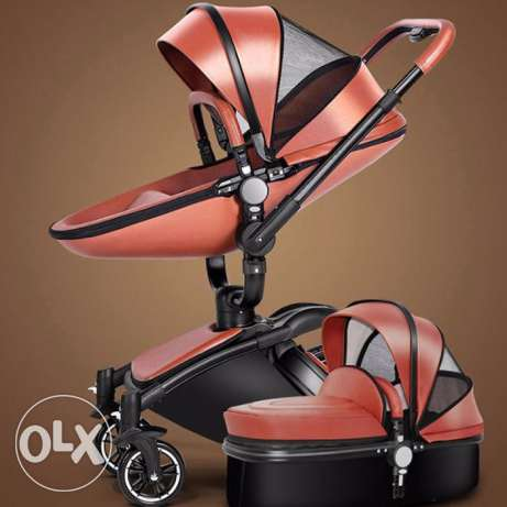 3 in 1 Baby Infant Stroller Carriage Travel Outdoor Foldable Pram Push