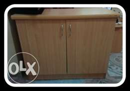 two doors cabinet for only 15or