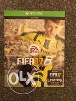 Fifa 17 for xbox one NEW