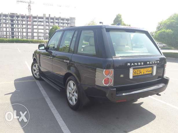 RANGE ROVER HSE 2005 All service with the dealer Oman MHD very clean السيب -  2