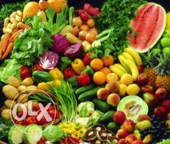 Supply of fruits and vegetables (wholesale)