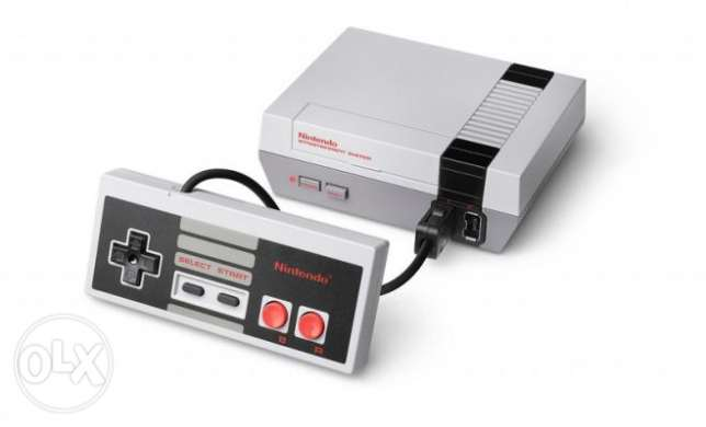 NES classic collection available in Geekay games