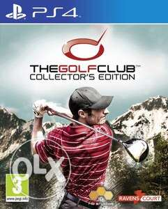 The Golf Club for PS4 شريط للبيع